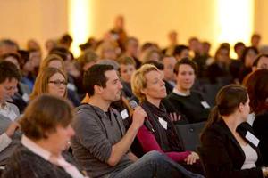Diskussionen, Zuhörer, Visionen - Das Forum Wissenschaftskommunikation in Dresden. (Foto:WiD)