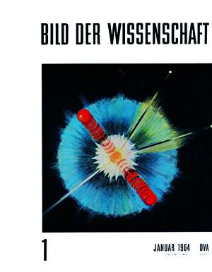 """Die Erstausgabe von """"bild der wissenschaft"""" vor 50 Jahren - Ein Urknall für die Wissenschaftskommunikation."""