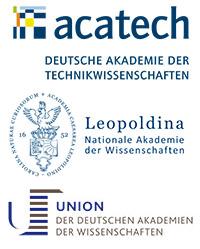 Eine starke Phalanx der Wissenschaft: Die drei Urheber der Empfehlungen zur Wissenschaftskommunikation.