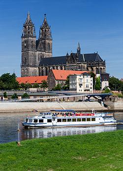 """Magdeburg ist Gastgeber der """"Wissenswerte"""" - erstmals nicht in Bremen."""