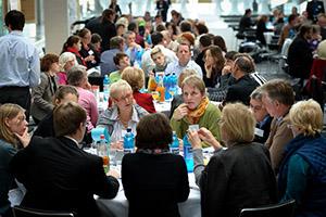 Neue Intiativen: Bürgerdialog Demografischer Wandel.