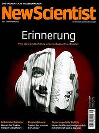 Wissenschaftsjournalismus unter Druck : Der eingestellte deutsche New Scientist.