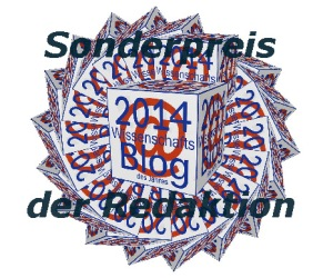 Der Sonderpreis der Redaktion als Wissenschafts-Blog: Statistik in Dresden.