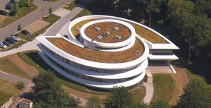Mit Tschira-Unterstützung: Super-Galaxie als Haus der Astronomie in Heidelberg.