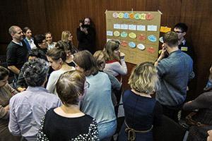 Open-Wissenschaftskommunikation im Barcamp des Forums.