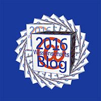 Wissenschafts-Blog Logo