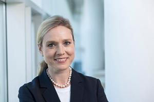 Siemens-Kommunikationschefin Clarissa Haller: Emotionen wecken.(Foto: Siemens)