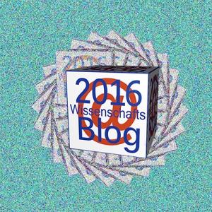 Wissenschaftsblog in Silber der Wissenschaftskommunikation