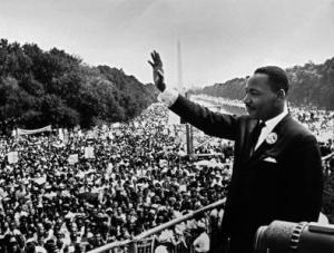 """Vorbild King für """"March for Science"""" """"Marsch für die Wissenschaft"""" #sciencemarch"""